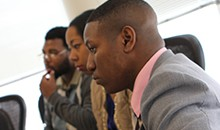 management information systems students at bowie state university
