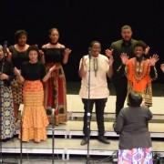 Post-inaugural gospel concert