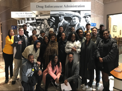 ATOD Goes To DEA Drug Museum