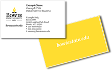 Business card request form bowie state university business card request form colourmoves