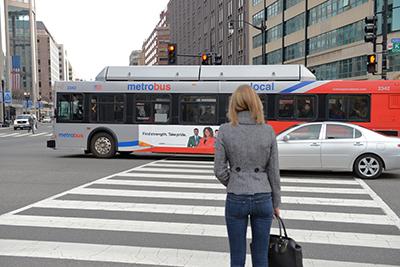 Metro Bus: Bus Side photo