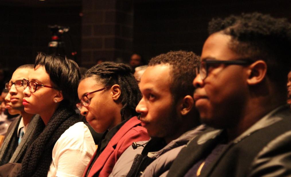 forum audience members