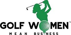 Golf Women Mean Business logo