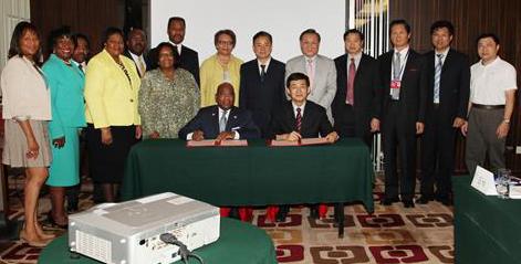 HBCU Delegation in China