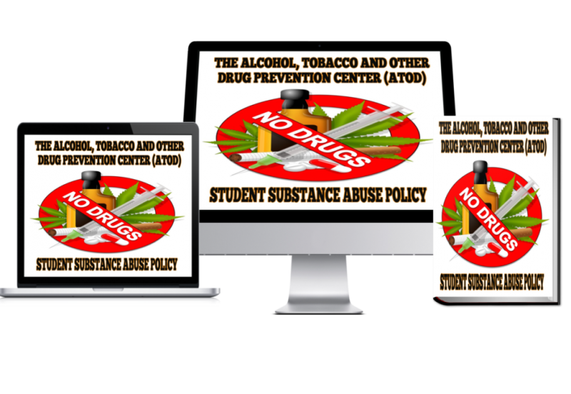 Students Substance Abuse Policy graphic