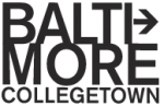 baltimore collegetown logo
