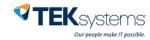 TEKsystems logomark