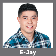 E-Jay in a Square