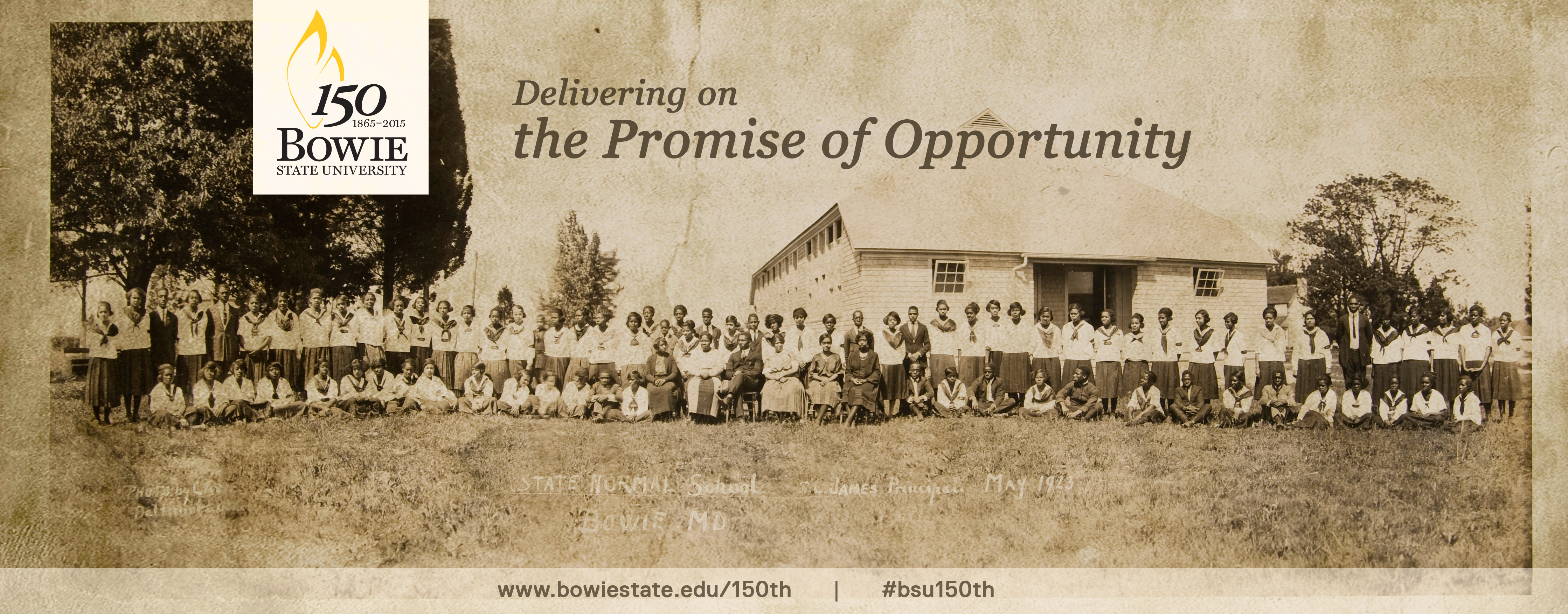 Timeline Bowie State University
