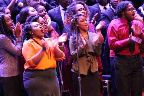 BSU Gospel Choir