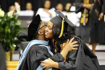 Graduates Reception